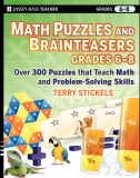 Math Puzzles and Brainteasers - Terry Stickels Quyển 2 - Lớp 6-8