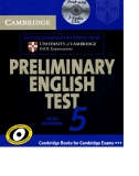 Preliminary English Test 5 (with Answer) - Cambridge Book