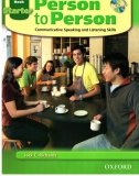 Person to Person (Communicative speaking and Listening Skill) - Starter Student's Book