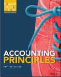 Accounting Principles by Jerry J. Weygandt, Paul D. Kimmel, Donald E. Kieso